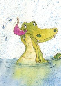 Krokodillentranen